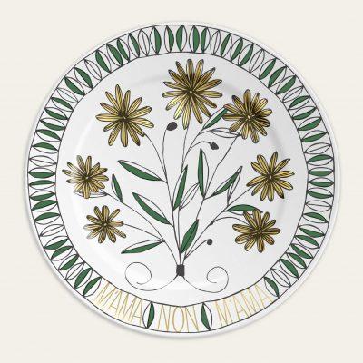 caleido_ilaria-innocenti_bouquet-green_m'ama non m'ama-green