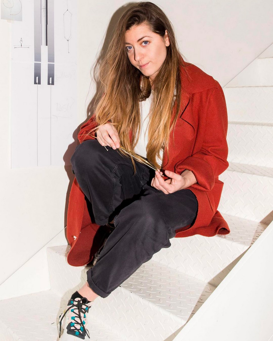 Caleido intervista Federica Biasi designer