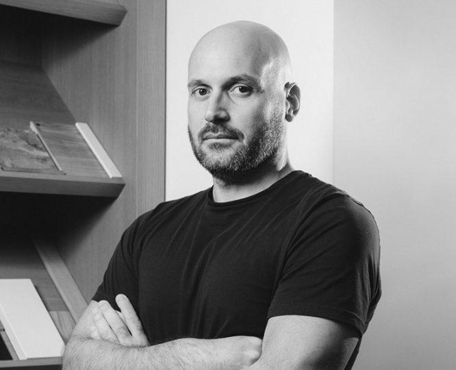 Caleido intervista Nicola Ando Studio Didea