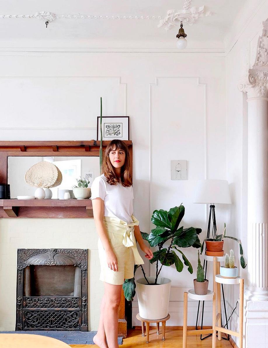 Caleido intervista Silvia Stella Osella textile designer